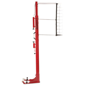 Harrod UK Competition Telescopic Volleyball Posts
