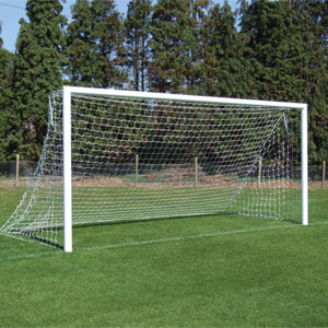 Harrod Sport 3G Socketed Football Posts 16ft x 7ft