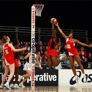 Harrod Sport Competition Netball Post Protectors