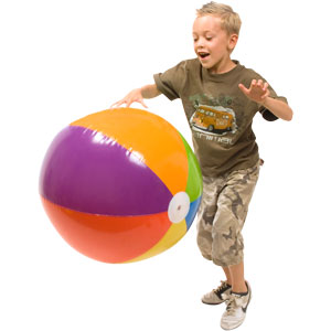 PLAYM8 Giant Beachball 90cm