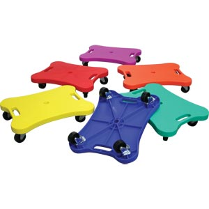 PLAYM8 Scooter Base 6 Pack