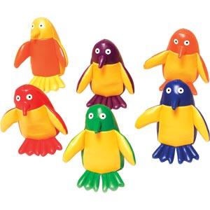 PLAYM8 Bean Bag Penguins 6 Pack