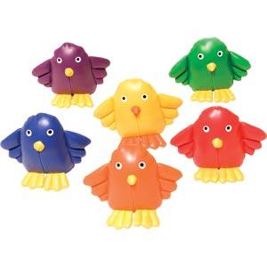 PLAYM8 Bean Bag Owls 6 Pack