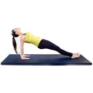 Beemat Deluxe Agility Gymnastics Mat