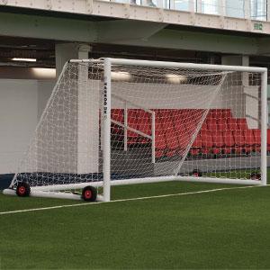 Harrod UK 3G Weighted Football Portagoals 16ft x 6ft