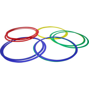 Mitre Agility Rings 12 Assorted