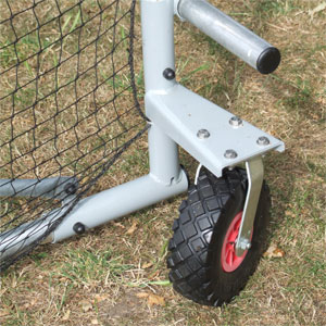 Harrod Sport Premier Cricket Cage Swivel Wheel Kit