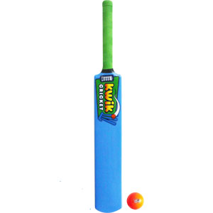 Gray Nicolls Kwik Cricket Bat and Ball Set