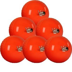 Gray Nicolls Kwik Cricket Ball 6 Pack