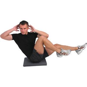 Fitness Mad Pro Stretch Tri Fold Aerobic Mat
