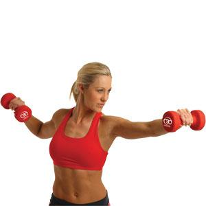 Fitness Mad Neoprene Dumbbell
