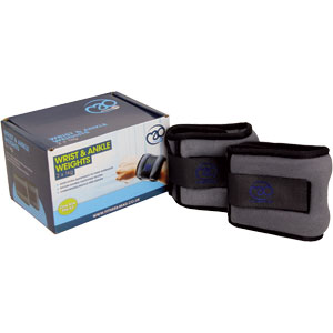 Fitness Mad Wrist and Ankle Weights