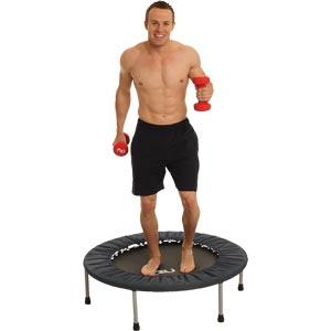 Fitness Mad Studio Pro Rebounder