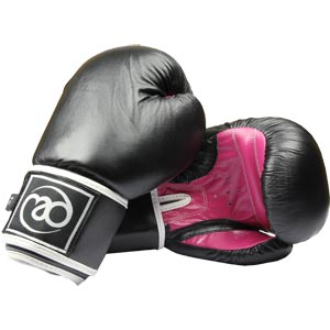 Fitness Mad Womens Leather Pro Sparring Gloves