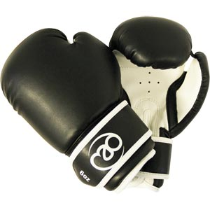 Fitness Mad Junior Synthetic Leather Sparring Gloves