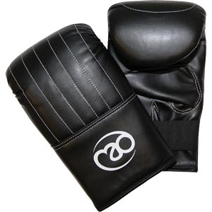 Fitness Mad Synthetic Leather Punch Bag Mitts