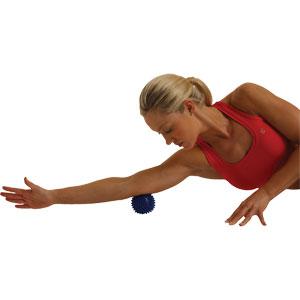 Fitness Mad Spiked Massage Ball