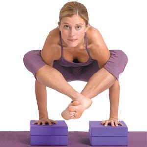 Fitness Mad Yoga Block
