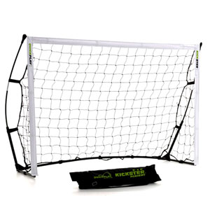 Quickplay Kickster Academy Portable Football Goal 6ft x 4ft
