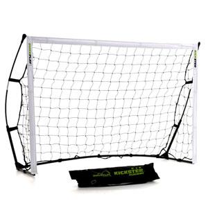 Quickplay Kickster Academy Portable Football Goal 6ft x 4ft