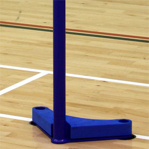 Harrod Sport Volleyball Post Bases - VB1 and VB4
