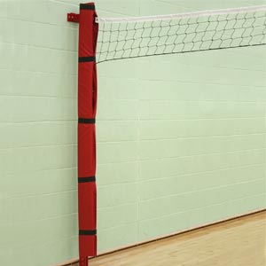 Harrod Sport Wall Mounted Practice Volleyball Posts