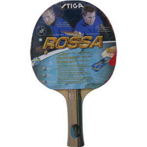 Stiga Rossa WRB Table Tennis Bat