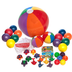 PLAYM8 Play Parachute Accessory Pack