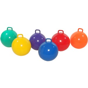 Grab And Go Space Hopper 6 Pack