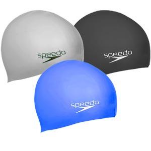 Speedo Senior Silcone Swimming Cap