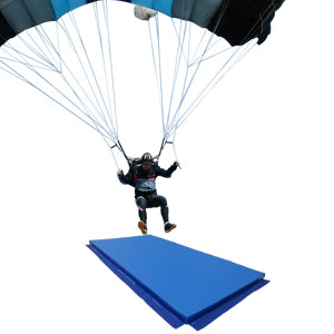 Beemat Practice Parachute Landing Mat