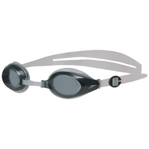 Speedo Mariner Optical Prescription Swimming Goggles Clear/Smoke