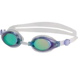 Speedo Mariner Mirror Swimming Goggles Blue/Clear