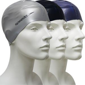 Speedo Senior Flat Silicone Swimming Cap