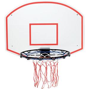 Basketball Ring and Backboard Set