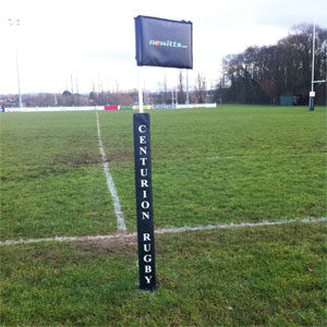 Centurion Foam Post Pads With Newitts Flags