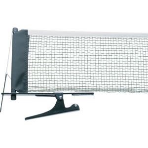 Butterfly Long Life Clip Table Tennis Net and Post Set