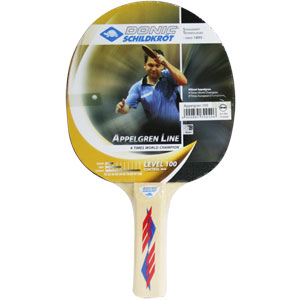 Schildkrot Appelgren 100 Table Tennis Bat