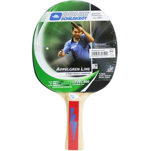 Schildkrot Appelgren 400 Table Tennis Bat