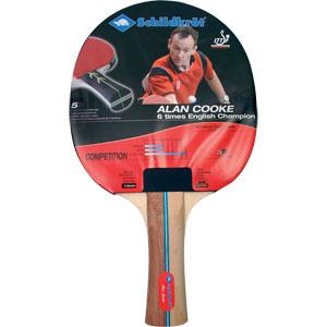 Schildkrot Alan Cooke Competition Table Tennis Bat
