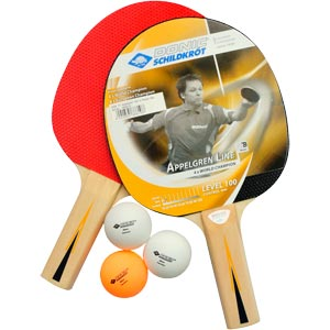 Schildkrot Appelgren 2 Player Table Tennis Set