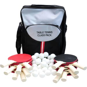 Sure ShotPimpled Out Table Tennis Class Pack