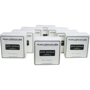 Magnesium Carbonate Chalk 8 x 50g Blocks