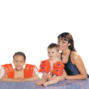 Splashappy Swim Trainer Arm Bands