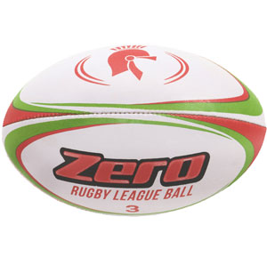 Centurion Zero League Trainer Rugby Ball