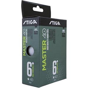 Stiga Master 1 Star Table Tennis Balls