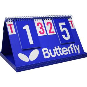 Butterfly League Scorer