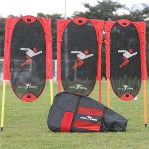 Precision Training Folding Free Kick Mannequin Kit