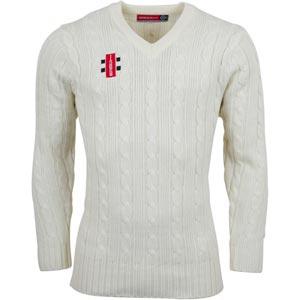 Gray Nicolls Junior Cricket Sweater