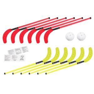 Unihoc Floorball Mini Set